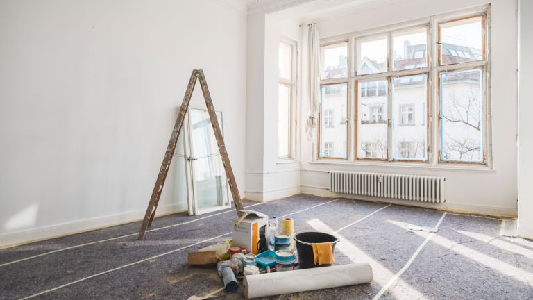 Home renovation experience