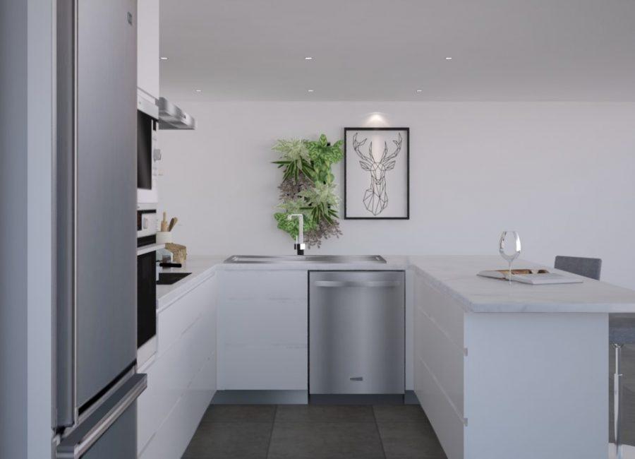 Baan Yen Akard Residential Design